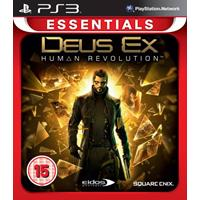 Square Enix Deus Ex Human Revolution (essentials)