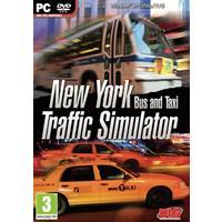 UIG Entertainment New York Bus and Taxi Traffic Simulator