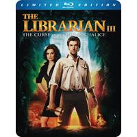 2 Entertain The Librarian 3 The Curse Of The Judas Chalice (steelbook)