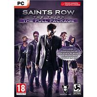 THQ Saints Row The Third the Full Package