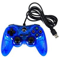 TTX Tech Universal Wired USB Controller Clear Blue ()