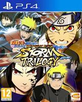 Namco Bandai Naruto Shippuden Ultimate Ninja Storm Trilogy