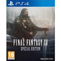 Square Enix Final Fantasy XV Special Edition steelbook