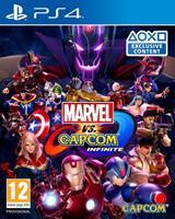 Capcom Marvel vs  Infinite