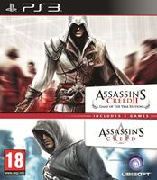Ubisoft Assassin's Creed 1 + 2 (Double Pack)