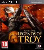 Tecmo Koei Warriors Legends of Troy