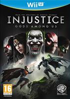 Warner Bros Injustice Gods Among Us