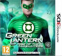 Warner Bros Green Lantern Rise of the Manhunters