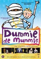 Dummie De Mummie - De Familiemusical (DVD + CD)