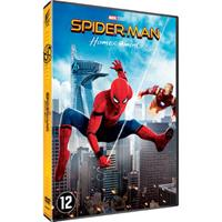 Avengers Spider-Man: Homecoming DVD