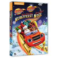 Rusher Blaze & The monster machine - Blaze redt het kerstfeest (DVD)