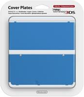 Nintendo Cover Plate NEW  3DS - Blue