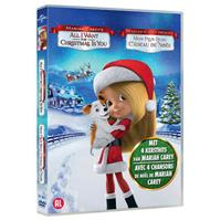 Hi Mariah Carey's all I want for Christmas (DVD)