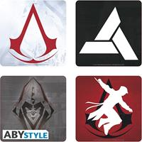 ABYstyle Assassin's Creed Coasters