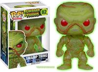 Funko Swamp Thing Pop Vinyl: Swamp Thing Limited Edition (glow in the dark)