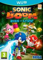 Nintendo Sonic Boom Rise of Lyric