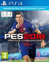 Konami Pro Evolution Soccer 2018 (Premium Edition)