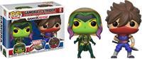 Funko Marvel vs Capcom Infinite Pop Vinyl: Gamora vs Strider Double Pack
