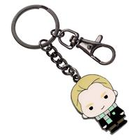 Carat Shop, The Harry Potter Cutie Collection Keychain Draco Malfoy (silver plated)