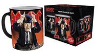GYE warmtemok AC/DC Live zwart 300 ml
