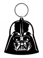 Pyramid International Star Wars Rubber Keychain Darth Vader 6 cm