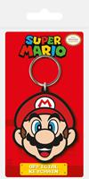 Pyramid International Super Mario Rubber Keychain Mario 6 cm