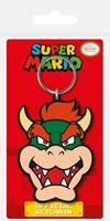 Pyramid International Super Mario Rubber Keychain Bowser 6 cm