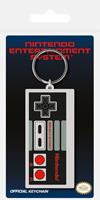 Pyramid International Nintendo Rubber Keychain NES Controller 6 cm