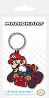 Pyramid International Mario Kart Rubber Keychain Drift 6 cm