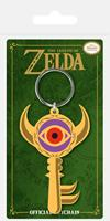 Pyramid International Legend of Zelda Rubber Keychain Boss Key 6 cm