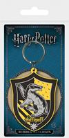 Pyramid International Harry Potter Rubber Keychain Hufflepuff 6 cm