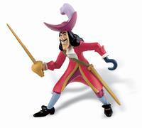 Bullyland Peter Pan Figure Captain Hook 10 cm