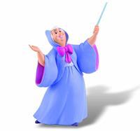 Bullyland Cinderella Figure Fairy Godmother 10 cm