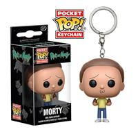 Funko Rick and Morty Pocket POP! Vinyl Keychain Morty 4 cm