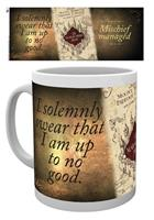 GYE Harry Potter Mug Marauders Map
