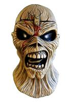 TOT Iron Maiden Latex Mask Piece of Mind