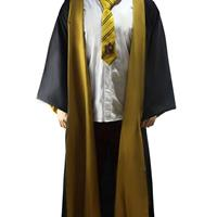 Cinereplicas Harry Potter Wizard Robe Cloak Hufflepuff Size S