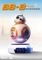 Beast Kingdom Toys Star Wars Episode VIII Egg Attack Floating Model with Light Up Function BB-8 13 cm