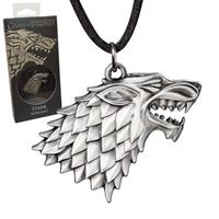 Noble Collection Game of Thrones Pendant Stark Sigil Costume