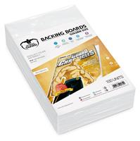 Ultimate Guard Comic Backing Boards Golden Size (100)