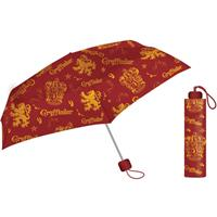 Half Moon Bay Harry Potter Folded Umbrella Gryffindor