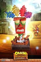 First 4 Figures Crash Bandicoot Life-Size Replica Aku Aku Mask 65 cm