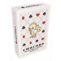 Square-Enix Chocobo Playing Cards