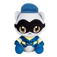 Sly Cooper Stubbins Plush Figure Sly Cooper 20 cm