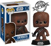 Funko Star Wars POP! Vinyl Bobble-Head Chewbacca 10 cm
