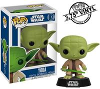 Funko Star Wars POP! Vinyl Bobble-Head Yoda 10 cm