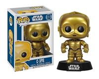 Funko Star Wars POP! Vinyl Bobble-Head C-3PO 10 cm