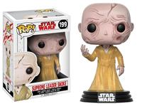 Star Wars Episode VIII POP! Vinyl Bobble-Head Supreme Leader Snoke 9 cm