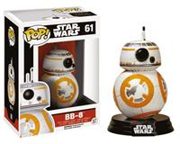 Funko Star Wars Episode VII POP! Vinyl Bobble-Head BB-8 Droid 10 cm