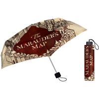 Half Moon Bay Harry Potter Stick Umbrella Marauder's Map